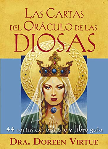 9788415292272: CARTAS ORACULO DE LAS DIOSAS ARKANO