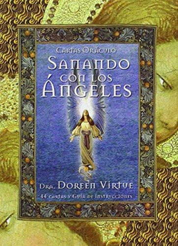 9788415292388: Sanando con los ángeles: Cartas oráculo