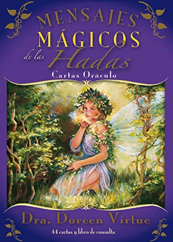 9788415292456: Mensajes Mágicos De Las Hadas: Cartas oráculo
