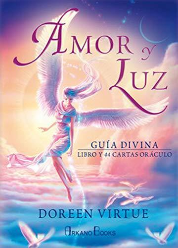 9788415292760: Amor y Luz: Guía divina. Libro y 44 cartas oráculo