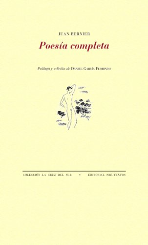 POESIA COMPLETA: BERNIER,JUAN