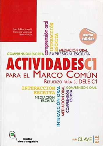 9788415299639: Actividades Para El Marco Comun: Actividades + Audio Descargable C1 (Nueva EDI (Spanish Edition)