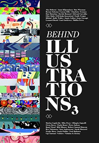 9788415308775: Behind illustrations 3 (INDEX BOOKS)