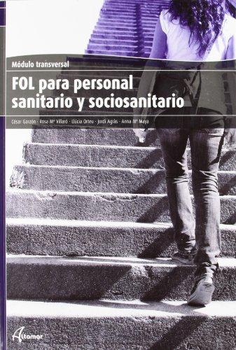 9788415309031: FOL Para Personal Sanitario Y Sociosanitario. CFGS