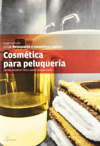 Cosmética para peluquería: Alcantud Marquina, Carmen/