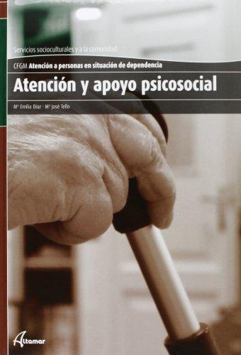 ATENCION Y APOYO PSICOSOCIAL: Díaz García, María
