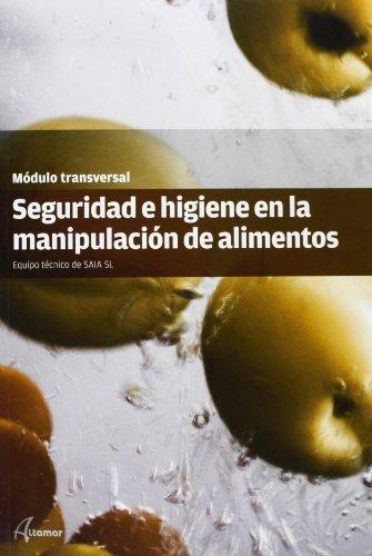 9788415309529: SEGURIDAD E HIGIENE EN LA MANIPULACION DE ALIMENTOS CFGMS