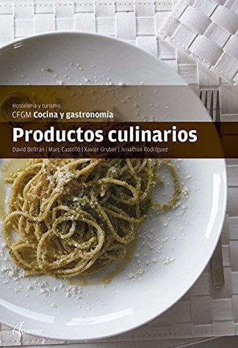 9788415309734: PRODUCTOS CULINARIOS CF