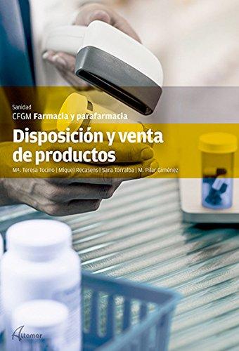 9788415309918: DISPOSICION Y VENTA DE PRODUCTOS CFGM