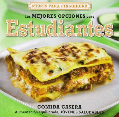 9788415312000: Mejores opciones para estudiantes - comida casera