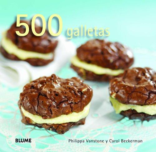 9788415317609: 500 galletas