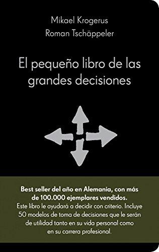 9788415320036: El pequeño libro de las grandes decisiones