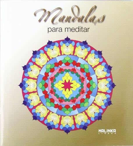 9788415322115: MANDALAS MEDITAR Malinka