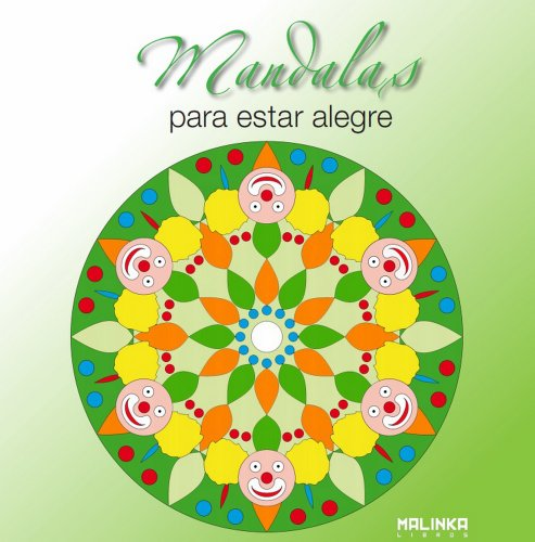 9788415322122: Mandalas para estar alegre (Spanish Edition)