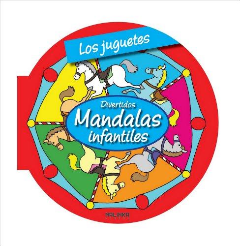 9788415322245: Los juguetes (Mandalas infantiles)