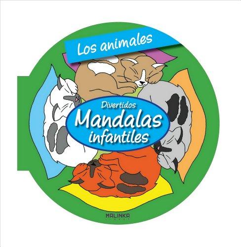 Los animales (Mandalas infantiles): H�brard, Roger; Sucunza, Isabel