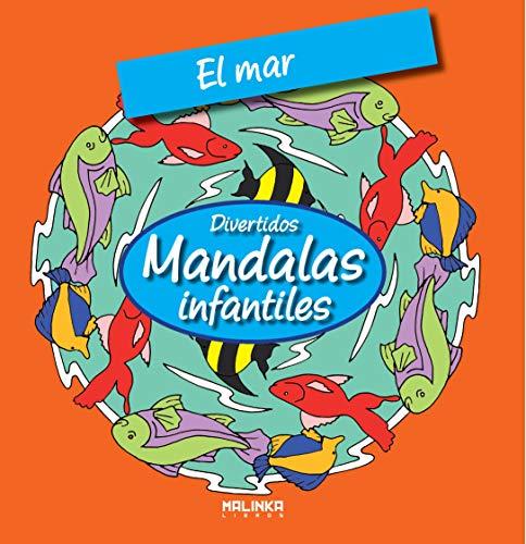 El Mar - Mandalas Infantiles: Hébrard, Roger; Sucunza, Isabel