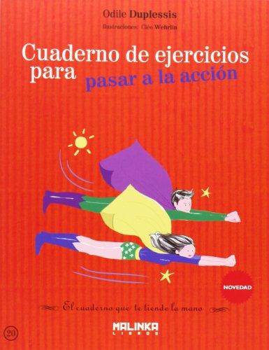 9788415322832: Cuaderno de ejercicios para pasar a la acción