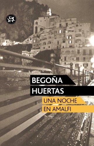 9788415325420: Una noche en Amalfi (Modernos y Clásicos)