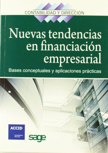 9788415330219: NUEVAS TENDENCIAS EN FINANCIACION EMPRESARIAL (Spanish Edition)