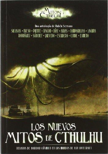 9788415334132: Los Nuevos Mitos De Cthulhu - 2ª Edición