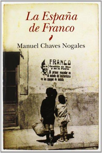 9788415338857: La España de Franco