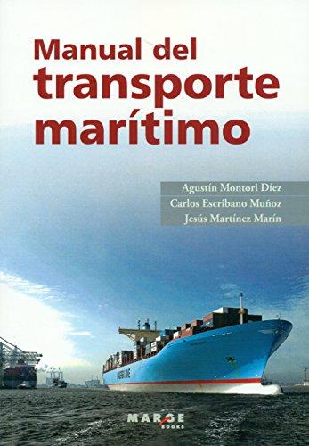 9788415340317: Manual del transporte marítimo