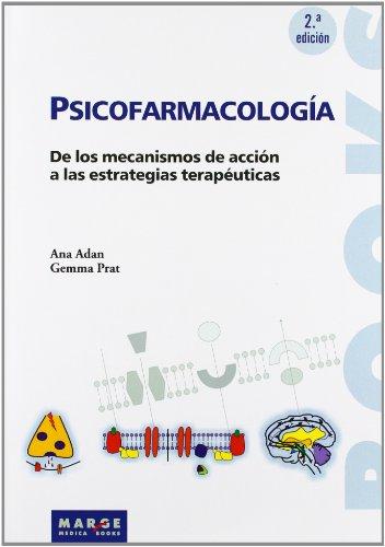 9788415340355: PSICOFARMACOLOGIA 2ºEDIC