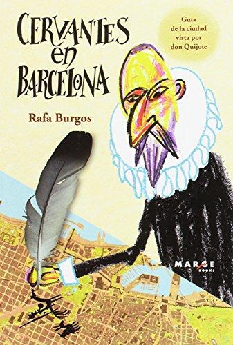 9788415340751: Cervantes en Barcelona (Ítaca)