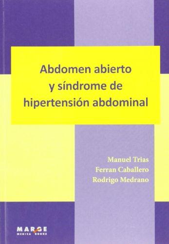 Abdomen abierto y sindorme de hipertensión abdominal: Vv.Aa.