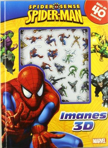 9788415343172: Spiderman : imanes 3D