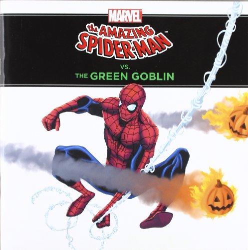 SPIDERMAN VS GREEN GOBLIN(9788415343219): Agapea