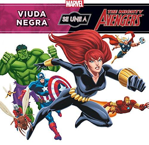 9788415343356: Los Vengadores. Viuda Negra Se Une A Los Vengadores (Marvel. Los Vengadores)