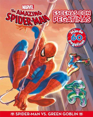 9788415343400: Spider-man. Escenas con pegatinas