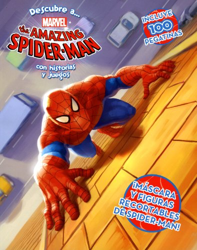 9788415343448: Descubre a the amazing Spider-man