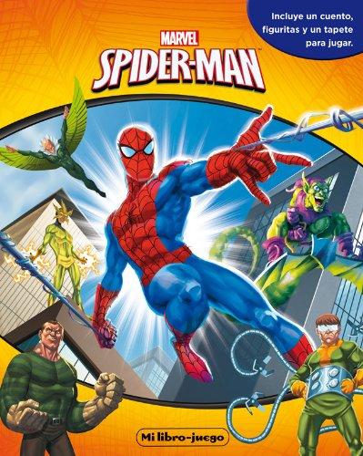 9788415343530: Spider-Man. Mi libro-juego