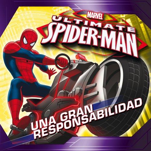9788415343554: Spiderman. Cuento. Una Gran Responsabilidad. (Spiderman (marvel))