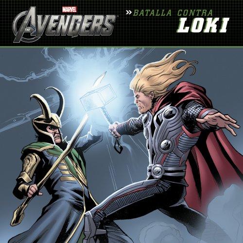 9788415343615: Los Vengadores. Batalla contra Loki