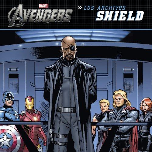 9788415343622: Los Vengadores. Cuento. Los Archivos Shield (Marvel. Los Vengadores)