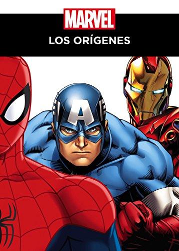 9788415343813: Marvel. Los Orígenes (Marvel. Superhéroes)