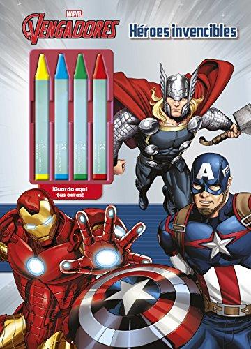 Los Vengadores. Héroes invencibles: Marvel