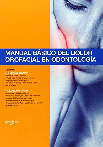 9788415351122: Manual basico del dolor orofacial en odontologia