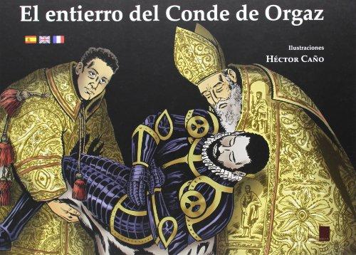 El entierro del conde de Orgaz: Caño Díaz, Héctor