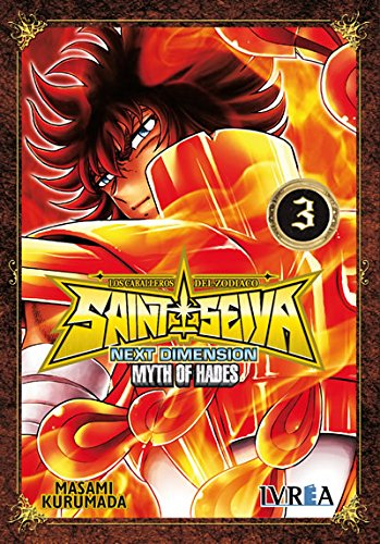 9788415366393: Saint Seiya 3 Next Dimension Myth Of Hades (Spanish Edition)