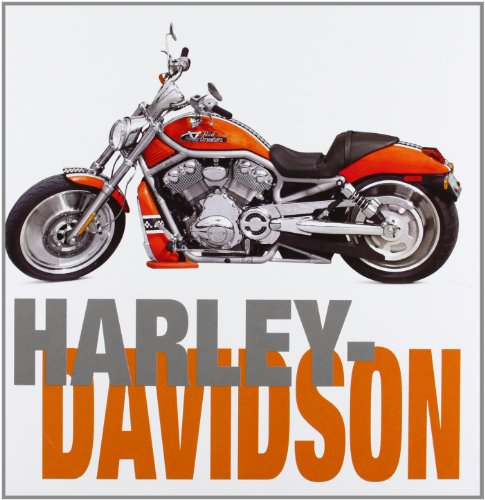 9788415372202: HARLEY DAVIDSON (CUBE BOOK XL)
