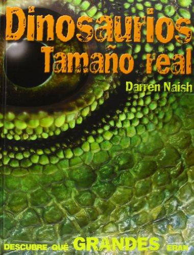 9788415372417: Dinosaurios tamaño real