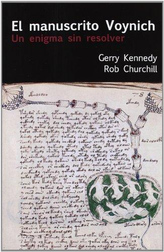 Manuscrito Voynich: Kennedy, Gerry