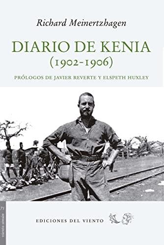 9788415374305: Diario de Kenia: (1902-1906) (Viento Simún)
