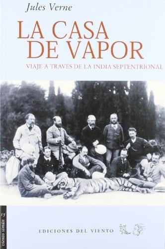 9788415374336: LA CASA DE VAPOR