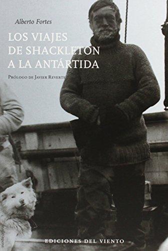 9788415374718: Los viajes de Shackleton a la Antártida